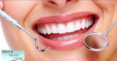 il dental velvet clinic occasione odontoiatra offerta cura delle malattie dentarie gonars