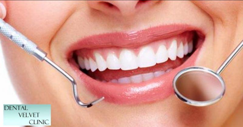 Il Dental Velvet Clinic occasione odontoiatra - offerta cura delle malattie dentarie Gonars