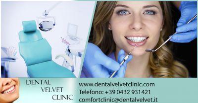 offerta studio dentistico e di implantologia dentale gonars occasione soluzioni dentali gonars udine