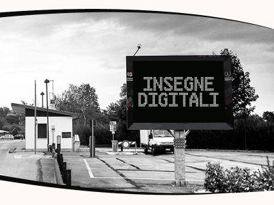 offerta realizzazione schermi digitali pubblicitari promozione distribuzione insegne digitali