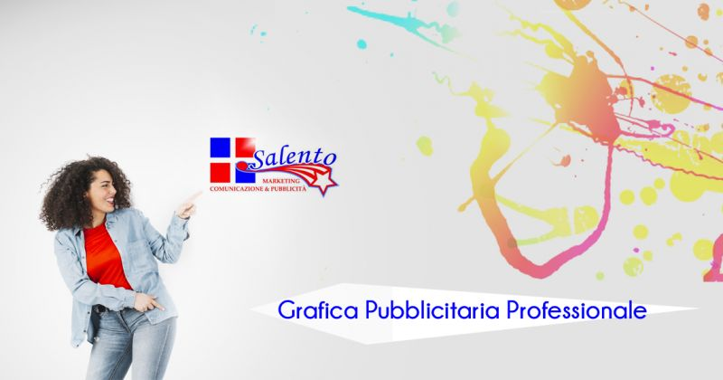 SALENTO MARKETING Offerta servizi grafica pubblicitaria professionali San Donaci