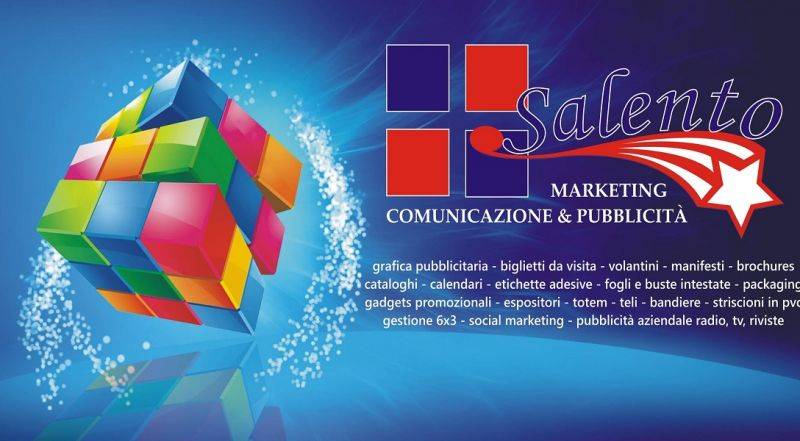 Salento Marketing offerta grafica pubblicitaria - occasione stampe volantini Brindisi