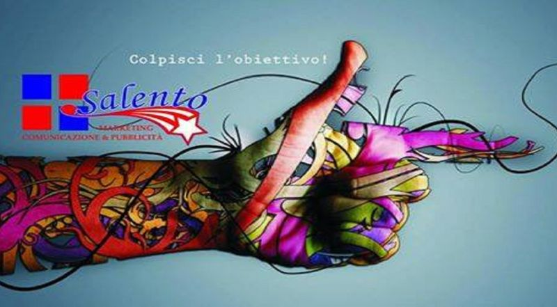 Salento Marketing offerta stampe manifesti - occasione stampe cataloghi Brindisi