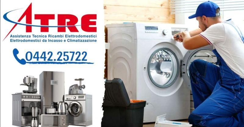 Offerta riparazione elettrodomestici a domicilio Verona provincia - Occasione assistenza tecnica elettrodomestici