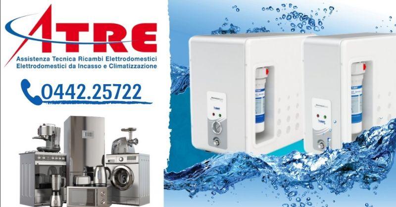 Occasione apparecchiature per il trattamento delle acque potabili - Offerta dispositivi ad osmosi inversa Verona
