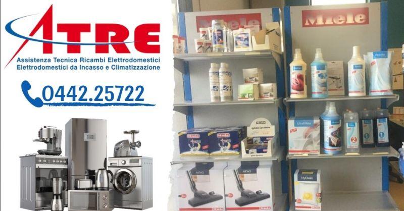 Offerta centro autorizzato aspirapolveri Miele - Occasione vendita ricambi originali marchio Miele Verona