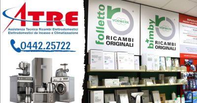 offerta centro riparazione aspirapolveri folletto occasione vendita accessori originali vorwerk folletto verona
