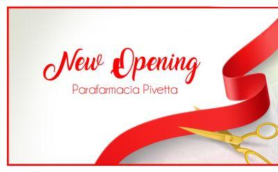 offerta inaugurazione parafarmacia castelfranco veneto parafarmacia pivetta