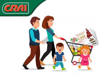 offerta buoni spesa crai promozione buoni spesa a premariacco cooperativa di consumo
