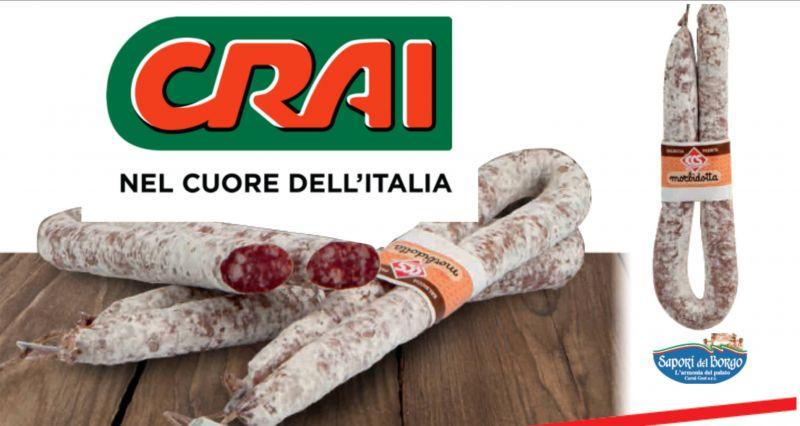 offerta vendita salame salsiccia morbidotta emilia romagna - occasione salsiccia morbidotta UD