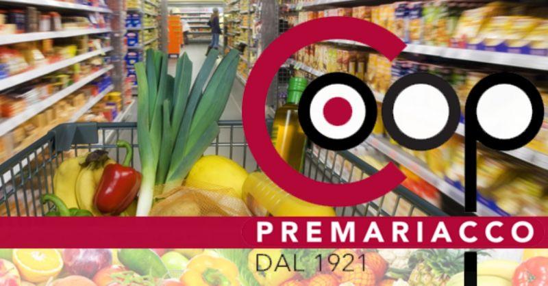 Coop Premariacco offerta vendita prodotti alimentari - occasione prodotti freschi e sicuri