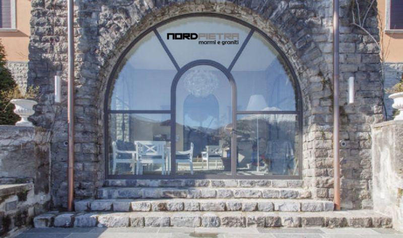 Offerta messa in posa marmi graniti interni esterni - Promozione vendita pietre grezze lavorate