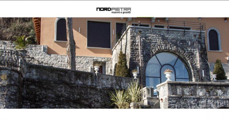 Nord Pietra Sale verkauft rohe und bearbeitete Marmor Granitsteine für Innen- und Außenbereich