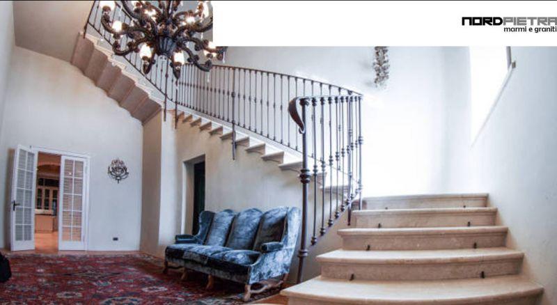 OFFERTA realizzazione scale in marmo COMO - OCCASIONE muretti e vialetti in pietra e in marmo COMO