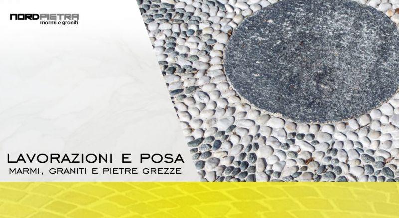 Nord Pietra - offerta vendita e lavorazioni marmi graniti e pietre per rivestimenti