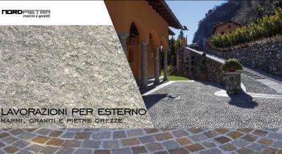 offerta manti stradali con motivi artistici pavimentazione vialetti in pietra