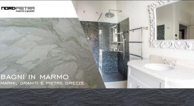 offerta piatti e rivestimenti doccia in marmo promozione marmo bagni personalizzati