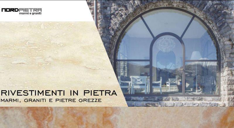 Nord Pietra - offerta rivestimenti in pietre e marmi - occasione rivestimenti di muri interni