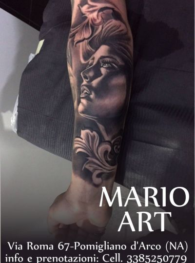 tattoo via roma 67 a pomigliano darco mario art