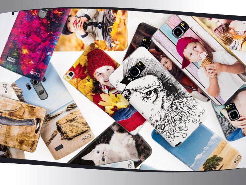 Offerta cover personalizzate Salerno - Promozione cover smartphone Salerno - Glamcase