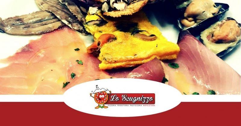 offerta cucina piatti di pesce napoletani - specialita di pesce mpepata cozze