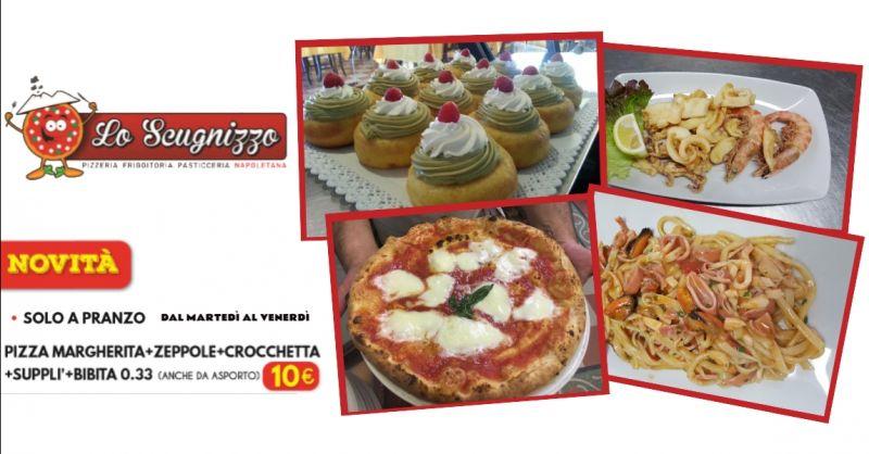 offerta ristorante cucina napoletana Terni - occasione ristorante pizzeria napoletana Terni