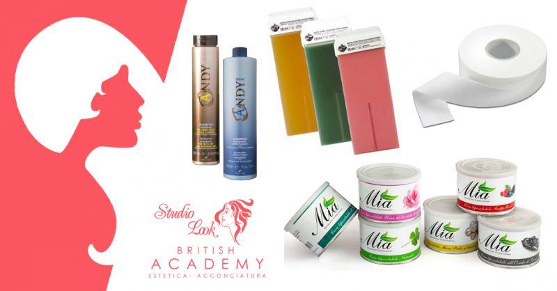 STUDIO LOOK ACADEMY - offerta negozio forniture parrucchieri estetisti torino
