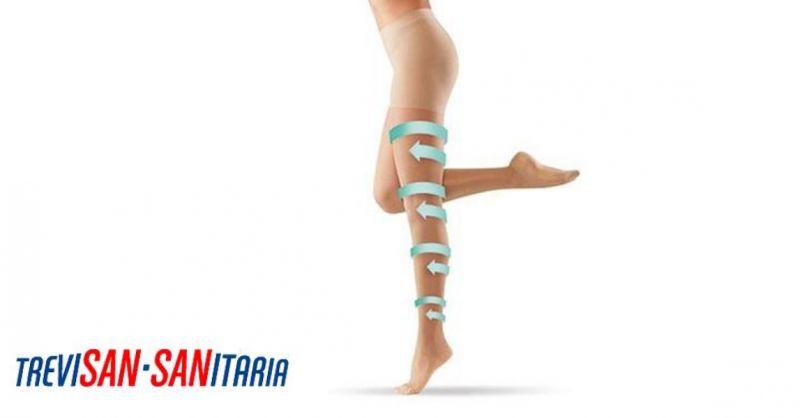Trevisan Sanitaria occasione vendita calze - offerta collant elastici e contenitivi Udine