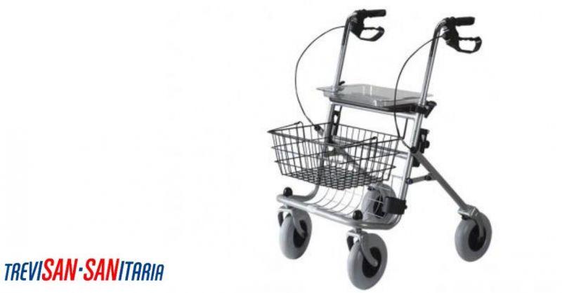 Trevisan Sanitaria offerta vendita ausili per camminare - occasione sostegno problemi salute