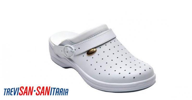 Trevisan Sanitaria offerta vendita scarpe e zoccoli professionali-occasione calzature sanitarie