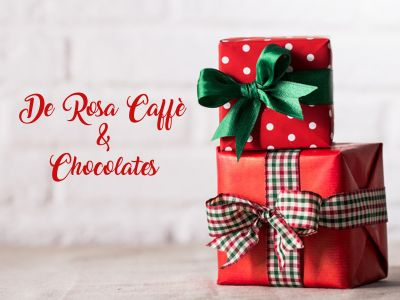 offerta confezioni natalizie san cipriano picentino de rosa caffe chocolates
