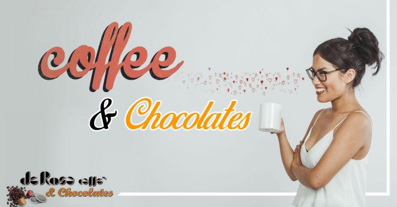 Offerta vendita prodotti di cioccolato - vendita caffe artigianali migliori marchi Salerno