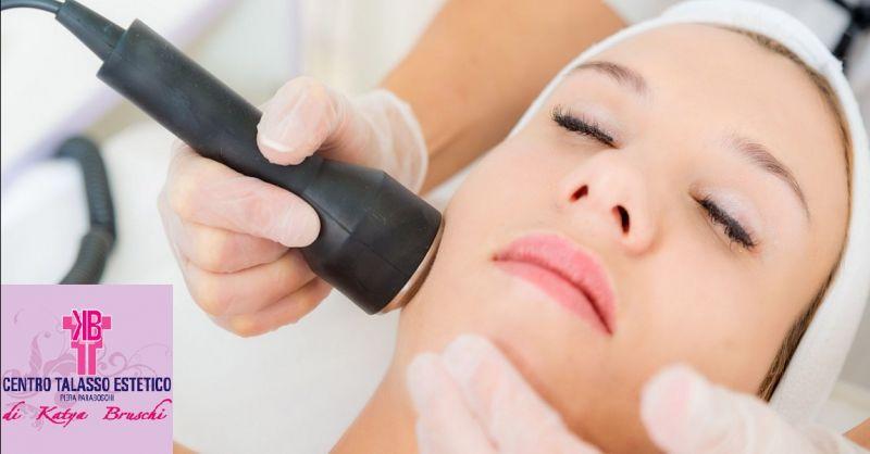 CENTRO TALASSO ESTETICO offerta radiofrequenza viso - occasione trattamenti dermocosmetici