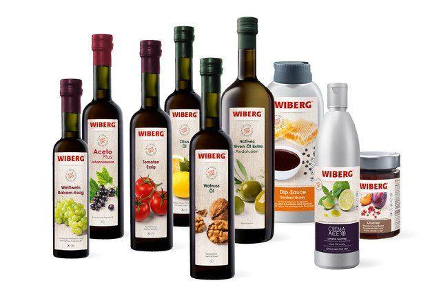 WIBERG E DEMETRA: fornitura e vendita di spezie e condimenti.