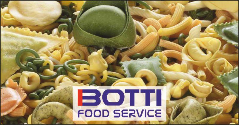 botti catering offerta pasta artigianale surgelata - occasione prodotti da forno imperia