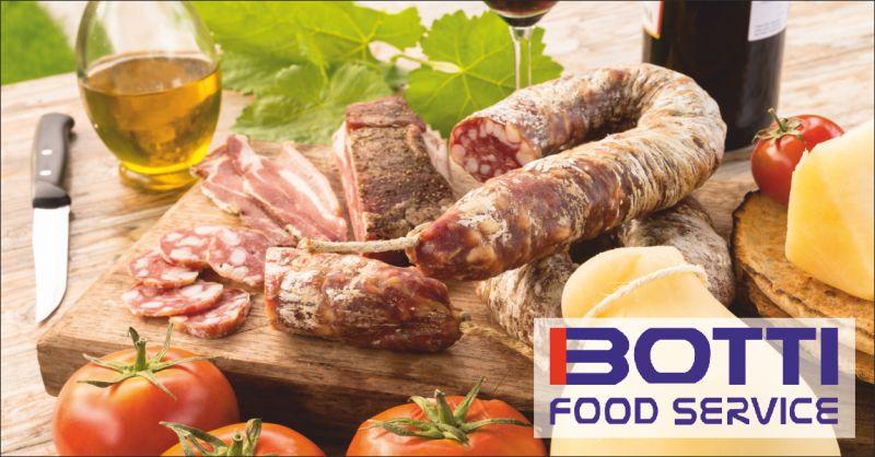 botti catering offerta salumi nostrani - occasione vendita salumi freschi imperia