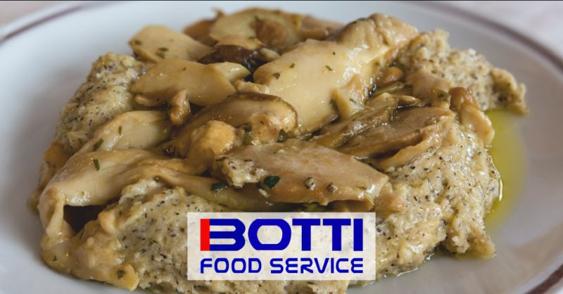 botti catering offerta vendita funghi surgelati - occasione vendita lumache di terra imperia