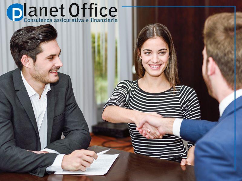 Offerta assicurazioni tutti i rami - Promozione servizio consulenze assicurative professionali