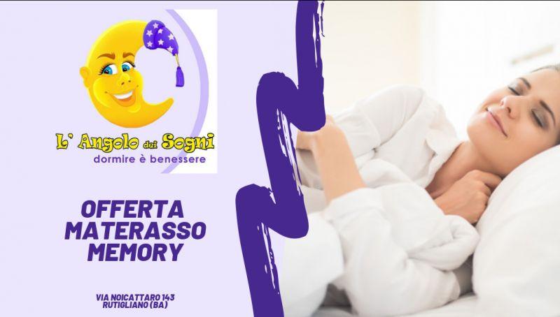 Offerta materasso memory bari - offerta materasso singolo bari - offerta materasso bari