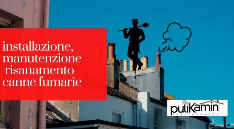 Offerta installazione, manutenzione risanamento CANNE FUMARIE a Udine – Occasione MANUTENZIONE DEGLI IMPIANTI DI ESTRAZIONE FUMO a Udine