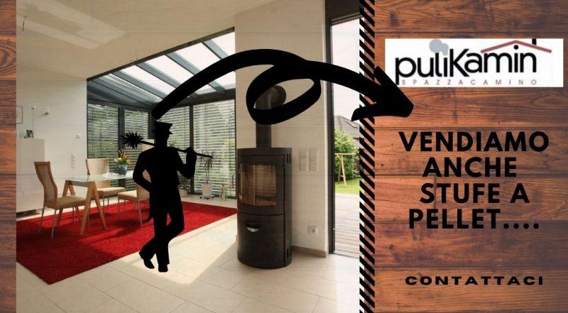 Occasione vendita stufe a pellet e camini a Udine – vendita controllo del camino a Udine