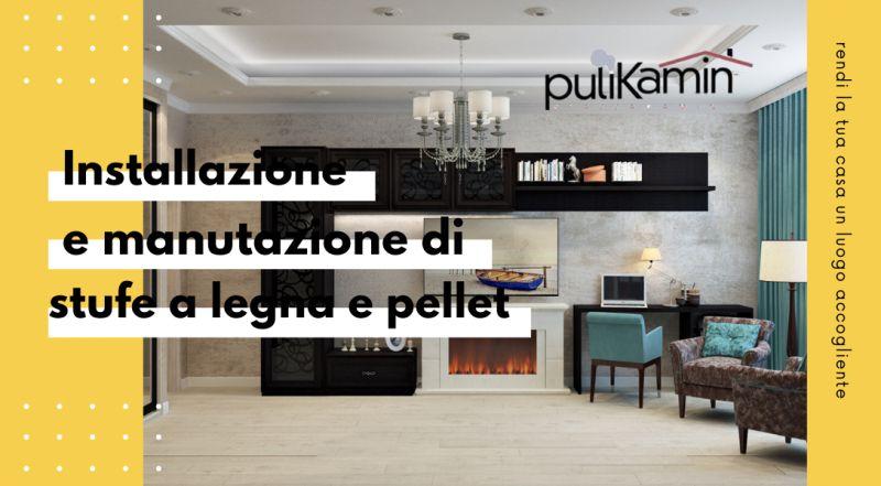 Occasione installazione e manutenzione di stufe e legna o stufe a pellet a Udine – Vendita caminetti, stufe risanamento canne fumarie a Udine