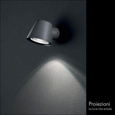 offerta lampade a terra lampade a muro promozione piantane illuminazione proiezioni vanzi como