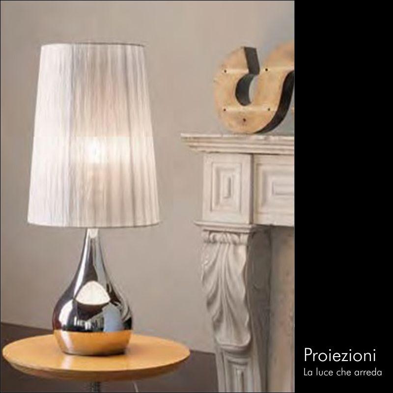 offerta lampade da tavolo-promozione illuminazione da tavola- proiezioni enrico vanzi-como