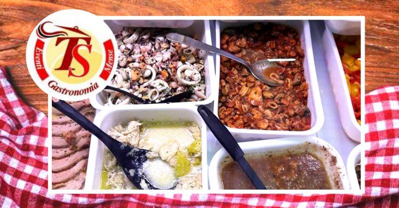 Offerta pasti a domicilio per anziani Verona - occasione consegna pasti pronti per mense Verona