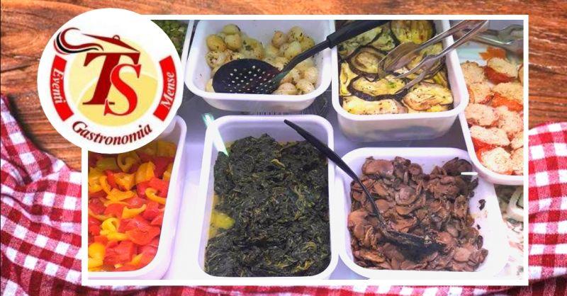 Offerta produzione piatti pronti freschi - occasione mangiare specialità di pesce Badia Verona