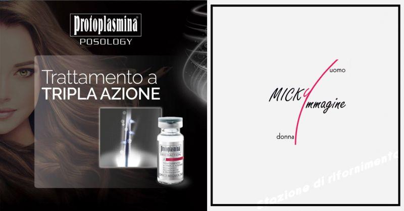Offerta trattamento anti caduta - promozione Kit Protoplasmina Posology Oderzo