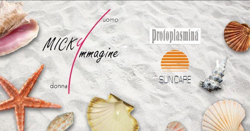 MICKY IMMAGINE - Offerta vendita prodotti solari protoplasmina 2019 Treviso