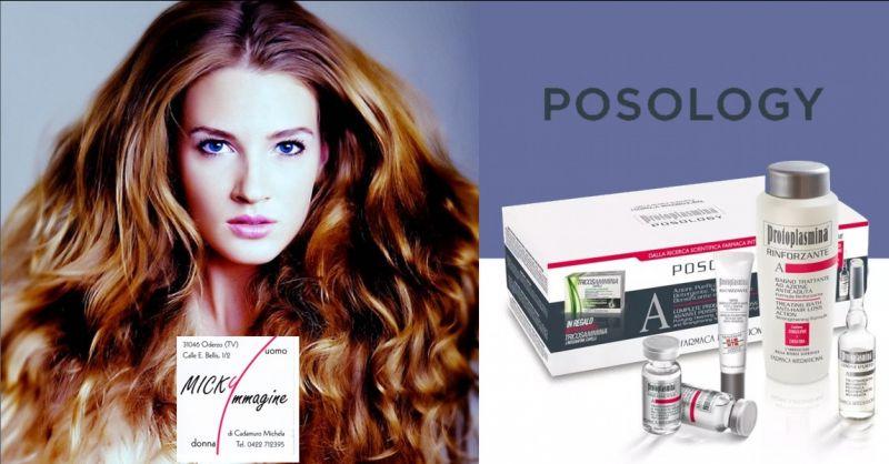 MICKY IMMAGINE - offerta Protoplasmina Posology trattamento anticaduta completo Treviso
