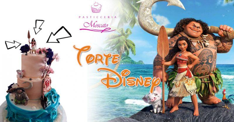 Offerta vendita torte Disney Eboli - Promozione distribuzione torte personaggi Disney Salerno
